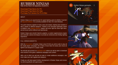 rubber ninjas full version free download pc