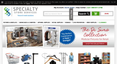 search.specialtystoreservices.com