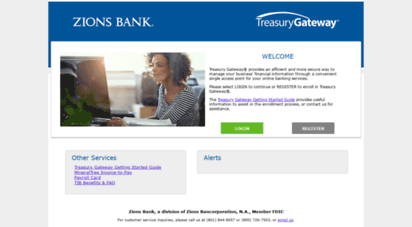 zions treasury gateway Welcome to Securentrycorp.zionsbank.com - Treasury Gateway®