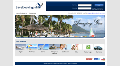 services.travelbookingonline.in