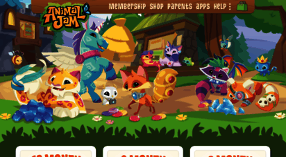 shop.animaljam.com