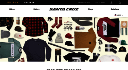 shop.santacruzbicycles.com