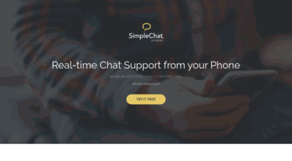 simple.chat