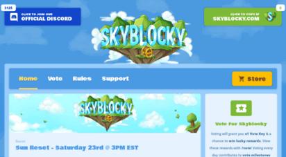 skyblocky