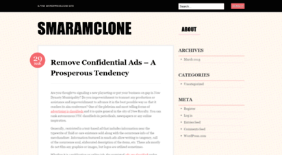 smaramclone.wordpress.com