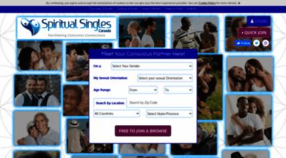 Spiritual dating site free