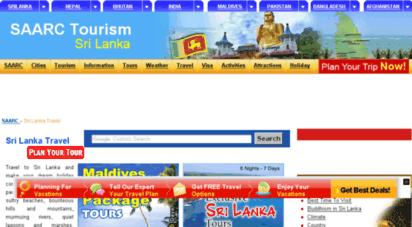 saarc tourism