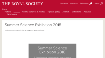 sse.royalsociety.org