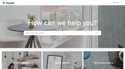 Welcome To Support Houzz Co Uk
