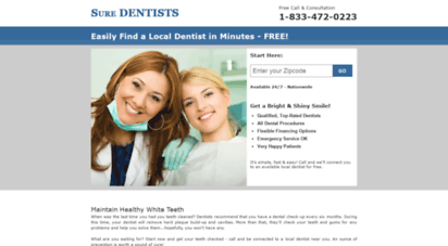 suredentists.com