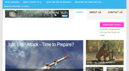 survivalskillsnews.com
