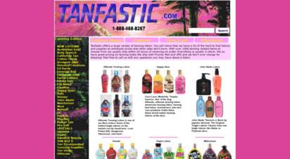 wholesale tanning supplies