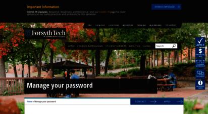 techid.forsythtech edu