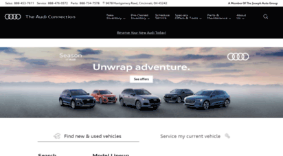 Welcome To Theaudiconnectioncom The Audi Connection New Audi - Audi connection