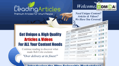 theleadingarticles.com
