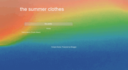 thesummerclothes.com
