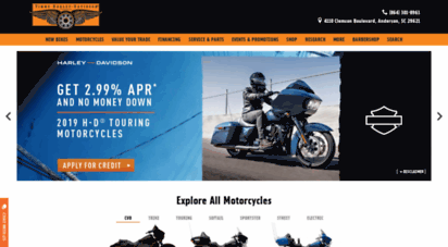 Welcome To Timmsharley Com New Used Motorcycle Dealer Timms