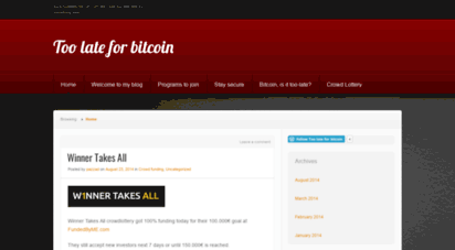 toolateforbitcoin.wordpress.com