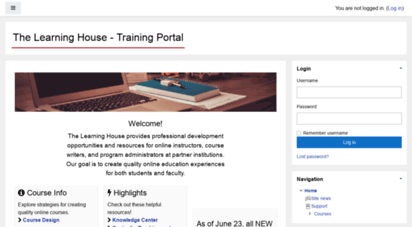 training.learninghouse.com