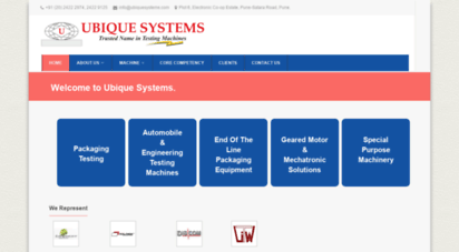 ubiquesystems.com