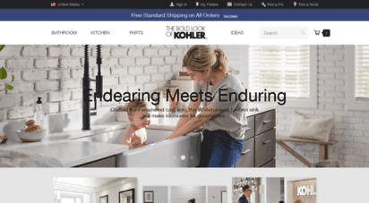 Unusual Kohler Us Contemporary - The Best Bathroom Ideas - lapoup.com
