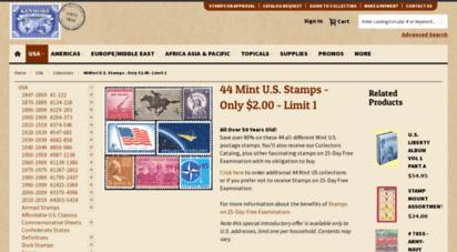 Usamintstamps Description US A Mint Stamps
