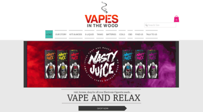 vapesinthewood.co.uk