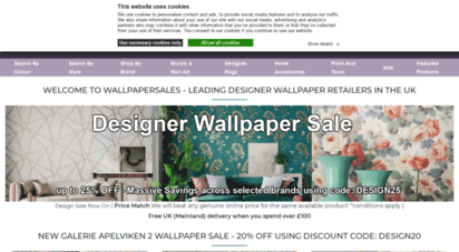 wallpapersales.co.uk