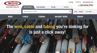 Welcome to Weicowire.com - Weico Wire & Cable, Inc.