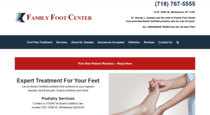 whitestonepodiatry.com