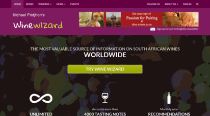 winewizard.co.za