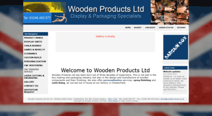 wooden-boxes.co.uk