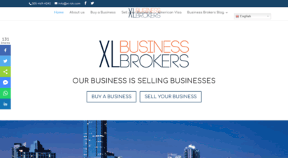 xlbusinessbrokers.com