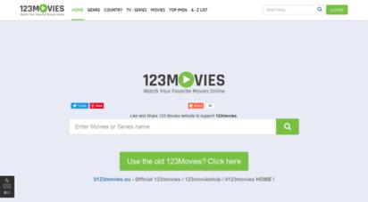 0123movies.su - 123movies - watch your favorite movies online free