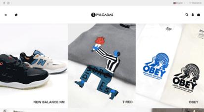 12 Pulgadas – Tienda streetwear online