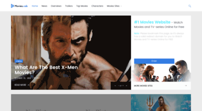1movies.to - 1movies website - world of new movies and tv shows news