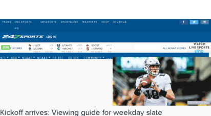 247sports.com - college sports news and recruiting