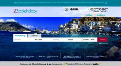 2bookaholiday.com - cheap deals on turkey holidays, greece holidays and egypt holidays
