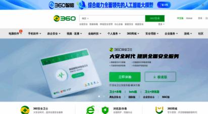 similar web sites like 360.cn
