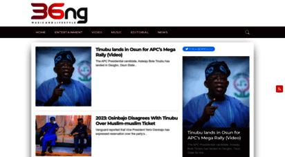 36ng.ng - naija entertainment news - latest celebrity gossips, stories & gist - 36ng