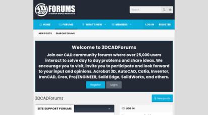 3dcadforums.com - 3dcadforums