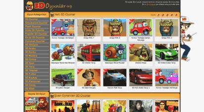 similar web sites like 3doyunlar.org