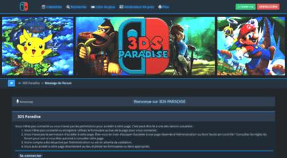 3ds-paradise.com -