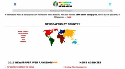4imn.com - world newspapers rankings & reviews  4imn.com