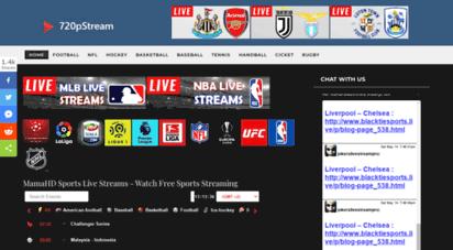720pstream.site - 720pstream - 720p stream nfl, nhl, nba, mlb sports streaming online
