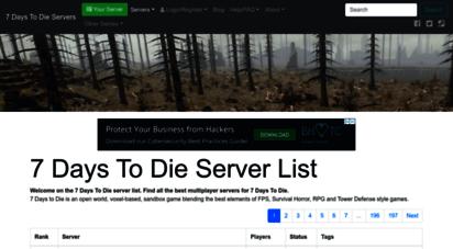 7daystodie-servers.com -