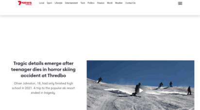 7news.com.au - latest australian & world news - yahoo7 news