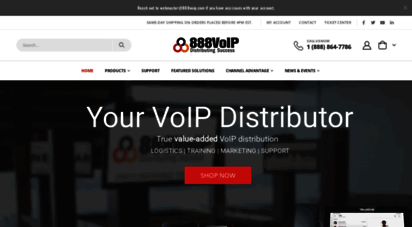 888voip.com - your voip distributor  888voip