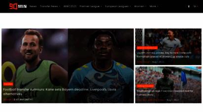 90min.com - 90min fußball-news