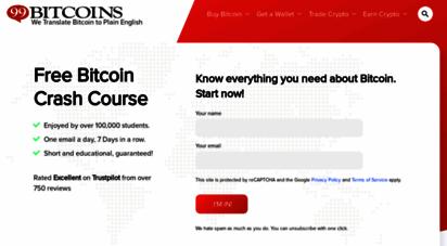 99bitcoins.com - 99bitcoins - how to buy bitcoin in 2020  mine bitcoin  best bitcoin wallets